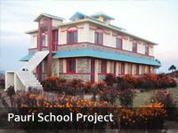 SSCT Pauri School Project